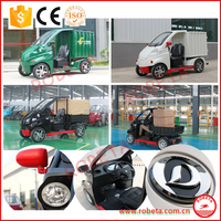 factory price mini electric van/2 passengers electric delivery cart/ Whatsapp: +86 15803993420