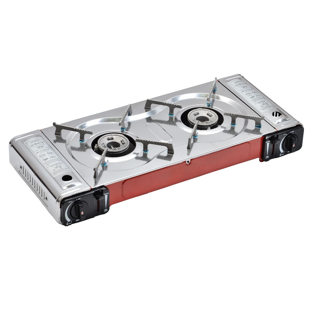 High quality 2 in 1 portable gas stove