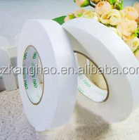 Changzhou kanghao strong 2sided self adhesive PU foam rein force sealing tape sponge tape 6mm