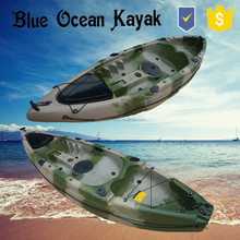 forest secret fishing kayak/rudder kayak/ocean kayak