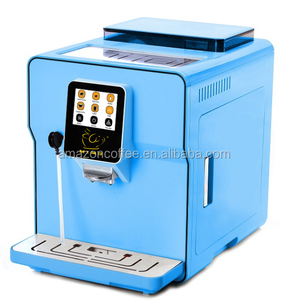 2015 Hot Sale Commercial Fully Automatic Coffee Machine With High Quality For Office Use