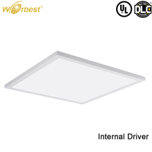 USA Junction Box 2x2ft Dimmable Led Surface Panel Lights with Bulit-in Power Design