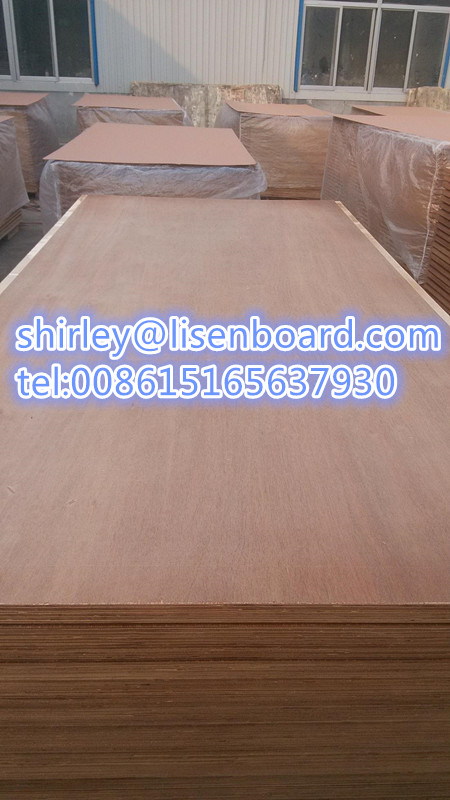 28mm Container Flooring Plywood with edge groove