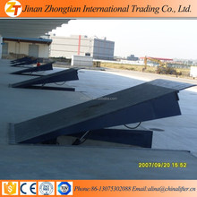 2016 NEW TYPE CE SGS TUV warehouse ramp large tonnage dock ramps for cargo loading and unloading DOCK LEVELLER