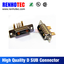 D-sub 15 pin Female Connector