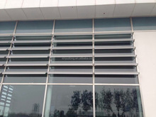 aluminium profiles for louvre shade windows