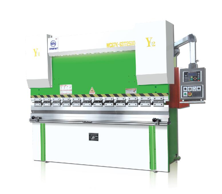 China manufacturer factory price CNC Hydraulic metal plate bending machine, metal sheet press brake with CE certificate CC