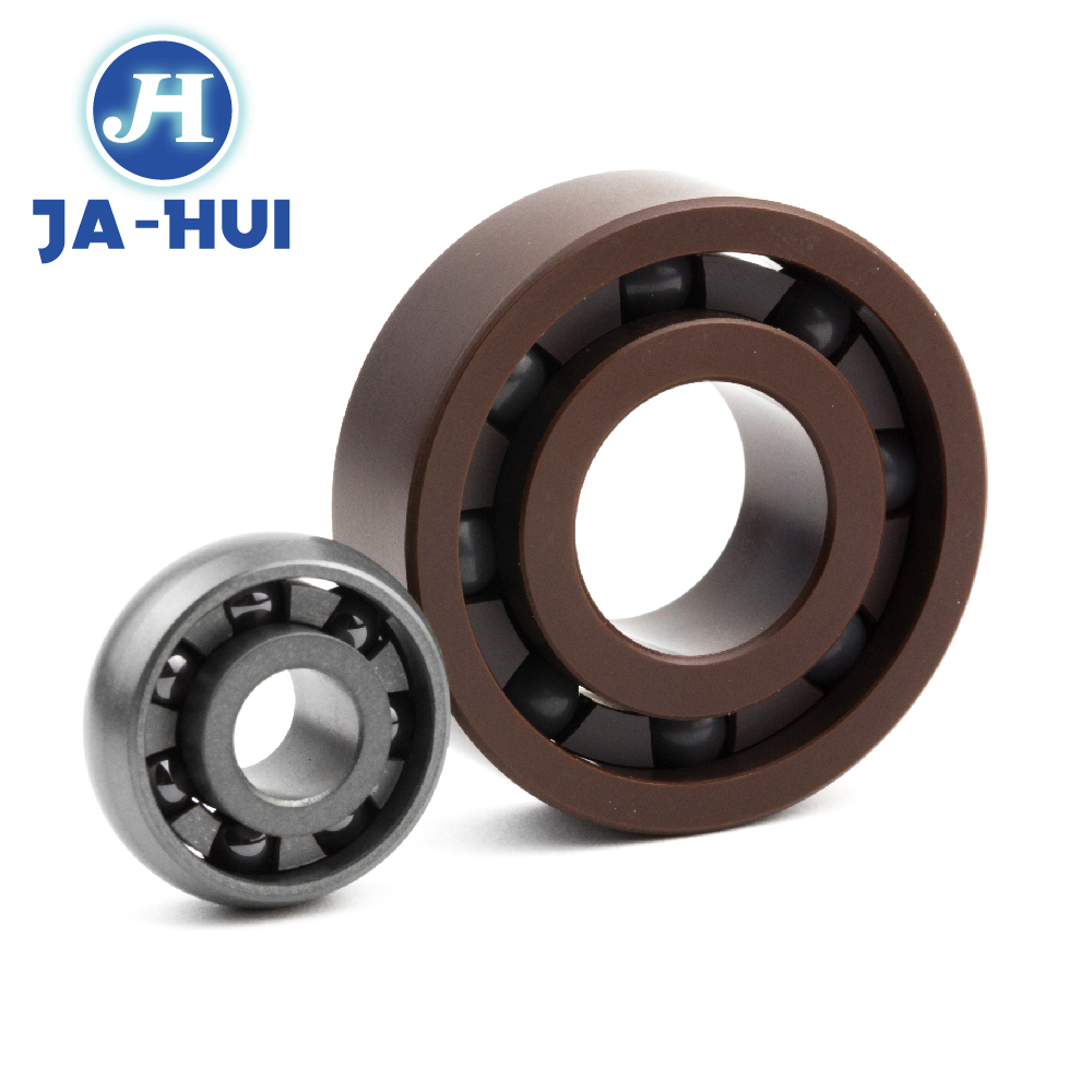 Anti corrosion and fire proof industrial grade skate bearing for LCD panel