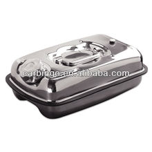 5 Liter Stainless Steel Metal Drum Can