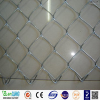 Used Security Chain Link Fence for Sale Factory Price