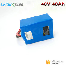 LNW 1000W 30A BMS electric scooter li-ion battery 48v 40ah