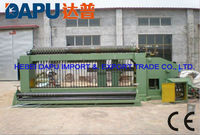 High working efficiency gabion box and mattress manufacture machine for export
