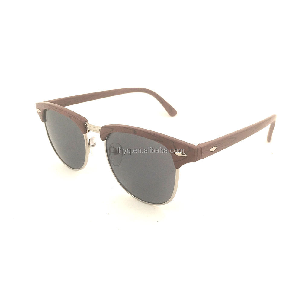 2016 hot sell fashion classic bamboo sunglasses