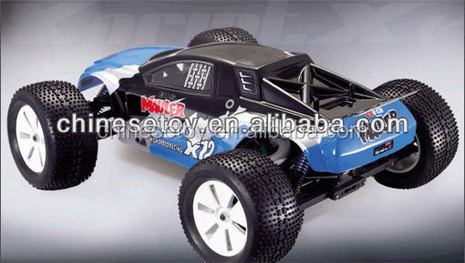 Victory Hawk 1:8 RTR R/C Nitro Racing Buggy 30CC Engine 4WD Off-Road RC Gas Car