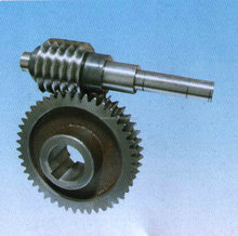Worm bevel gear Hot sale high quality Screw drive worm and worm gear