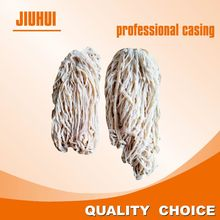 Good quality salted sheep intestine 20 mm red casings for hotdogs