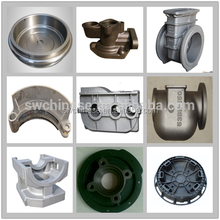 ADI Heat treatment parts Custom casting products Carburizing parts heat treated parts