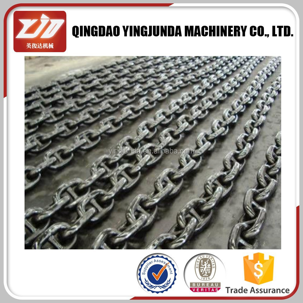 trade insurance G80 Stainless Steel Lifting Chain for sale