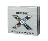 Genuine Openbox X6 Full HD Satellite Receiver