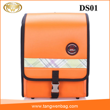 2017 New 3D kids backpacks brand PU leather japanese school bag backpack