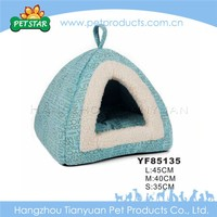 New Soft Plush Handmade Cheap Dog Houses For Sale