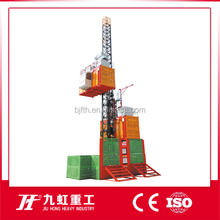 SC200 Rack and Pinion Building passenger elevator construction hoist for lifting material