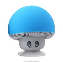 Hot sale mushroom bluetooth speaker 4.0 Music Stereo Subwoofer USB For Android, IOS, PC