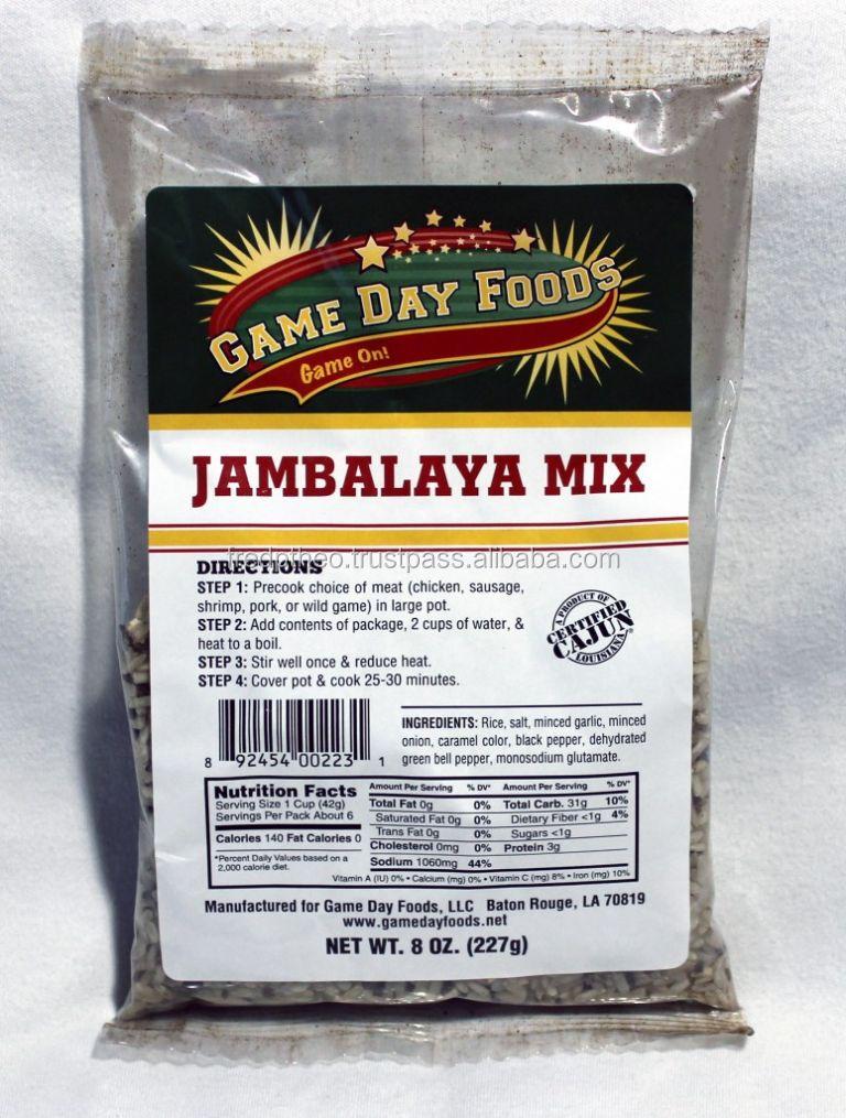 louisiana cajun gumbo mix