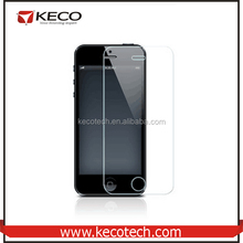 Factory price Ultra clear Tempered glass screen protector for iPhone 5 5C 5S