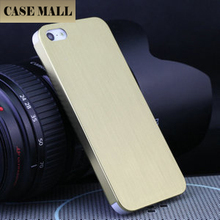 CaseMall 2015 new arrival 0.3mm ultra thin case for apple iphone 5, titanium alloy case for iphone5