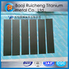 Ir Coating Titanium Anode Plate For