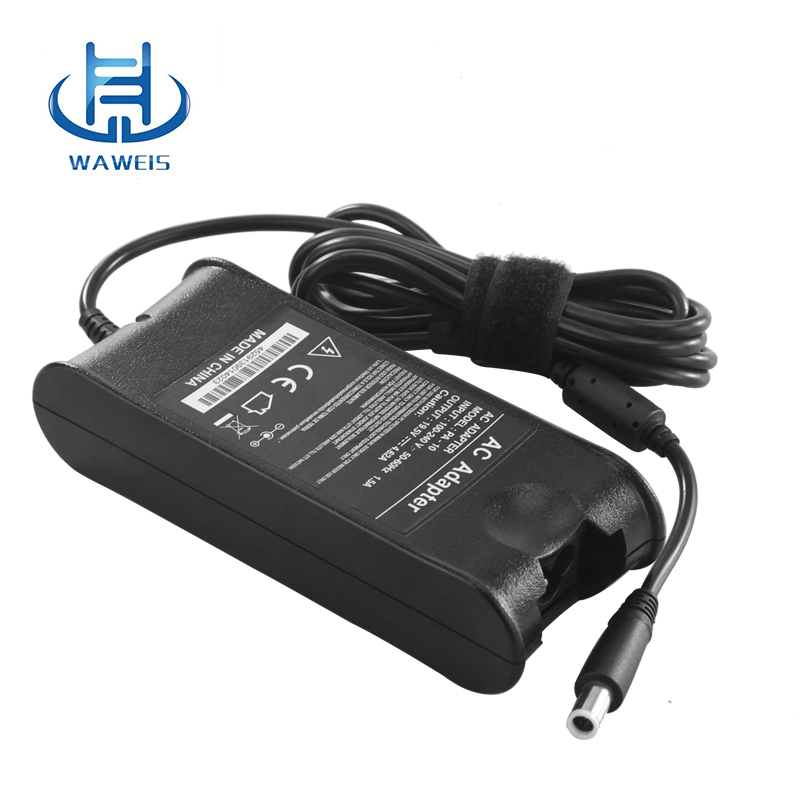 90w AC DC Power adapter 19.5v 4.62a Laptop Adapter for DELL Charger PA-10 7.4*5.0mm
