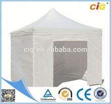 Passed SGS Comfortable tent folding garage