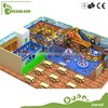 factory-durect wooden floor indoor playground with many attractive designs