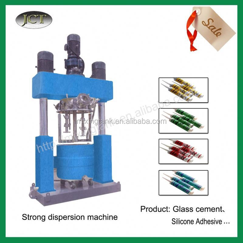 High-speed Dispersing and Mixing Machine For nano paint
