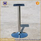 Hot Sell Metal Bar Commercial Folding Carved Aluminum Table Base