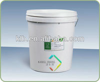 Anti-frosting agent for silicone
