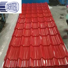 Best China Factory Sand chip coated roofing/ roofing material metal tile