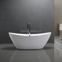Charm Free Standing Bathtub, Excellent Quality Tub, CE and CUPC Acrylic Bathtub Factory