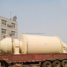 Rubber Lined Bentonite ball mill machine From China Factory