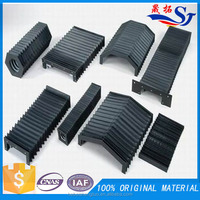 anti-dust rubber bellows protective rubber cover
