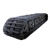 Heavy Duty Type All Terrain Vehicle Rubber Tracks for Hagglund BV206