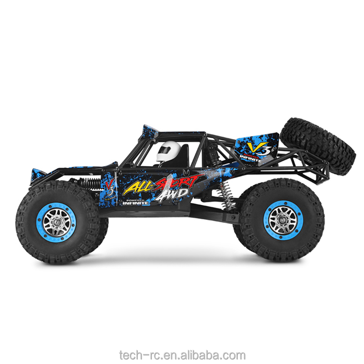 1/10 4x4 Full Proportional Vehicle RC Electric Off Road Buggy With 2.4G Remote Control