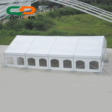 large air conditioned marquee tent 12x20m for wedding party catering event