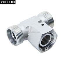 NPT/JIC/SAE/BSP/METRIC hydraulic hose fitting