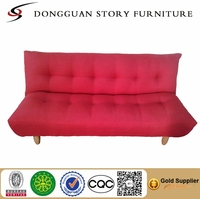 Cheap price home furniture Latest sofa set pictures wood sofa furniture fabric sofa bed