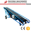 China 600mm widths 10m long grain belt conveying equipment