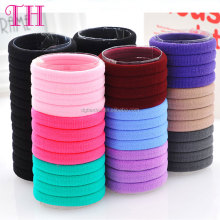 Wholesale hair accessories mixed order multi-colors resin design decoration elastic hair band for child
