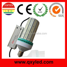 150LM 250W 150W led corn light replace HPS 1000w with MeanWell external driver led corn light bulb