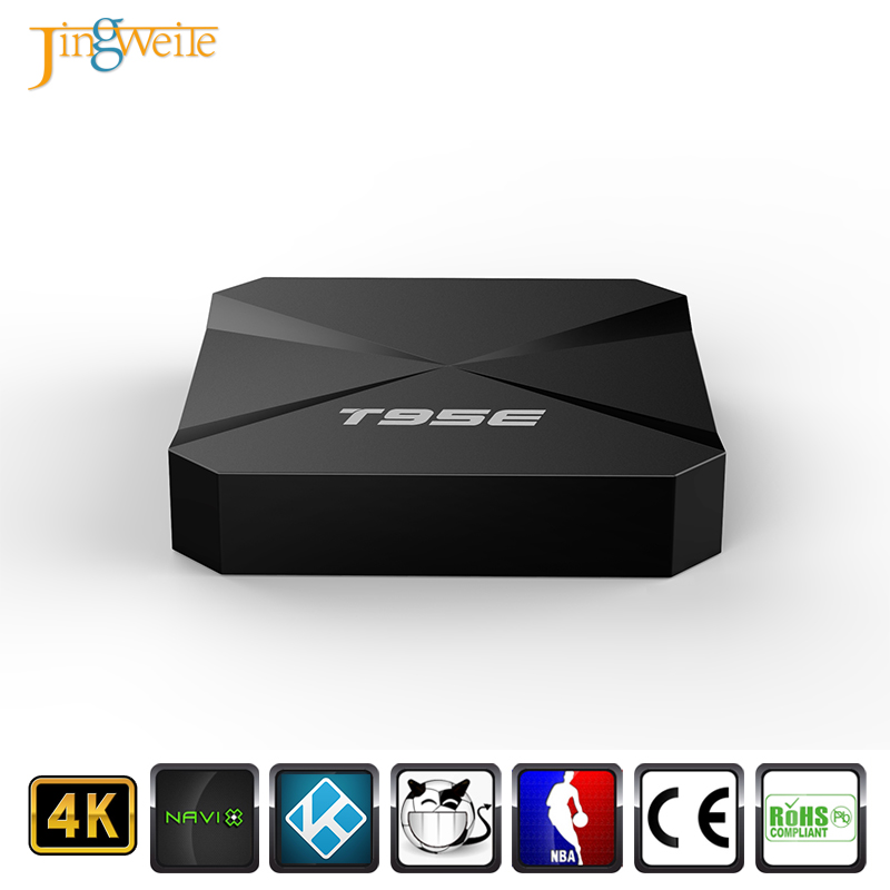 3D Smart Tv Box T95E Amlogic RK3229 Android Tv External Tv Tuner Box Wifi